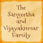 The Sangeetha and Vijayakumar Family