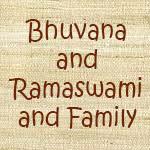 Bhuvana and Ramaswami and Family