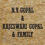 N.V. Gopal and Rajeswari Gopal and Family