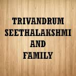 Trivandrum Seethalakshmi and Family