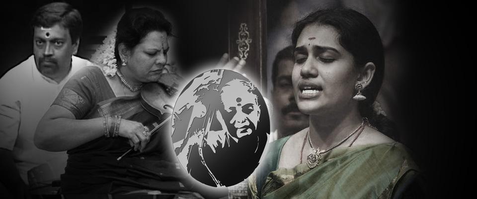 MS Subbulakshmi Centenary Concert by Aishwarya Shrinivasan