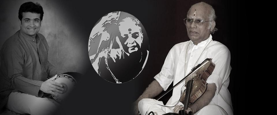Violin Maestro Prof. V.V.Subramaniam