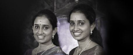 Carnatic Kutcheri (concert) by Archana and Aarathi